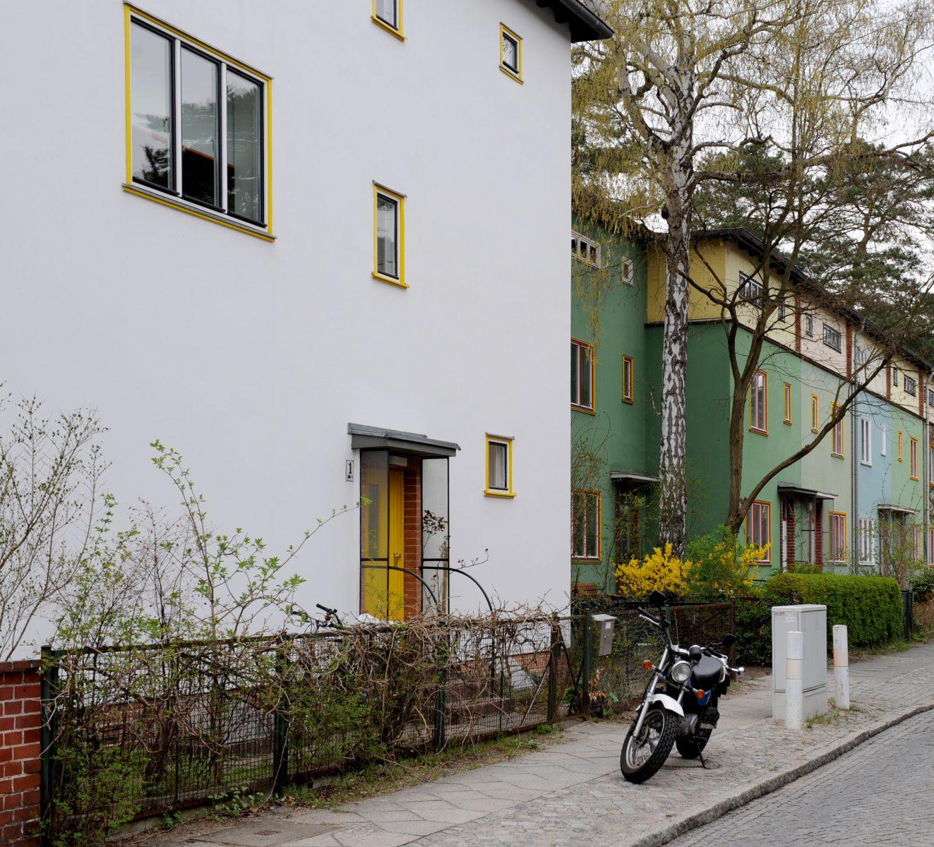 Onkel-Tom-Siedlung Berlin (Foto: Hilbich)